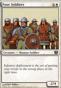 Foot Soldiers