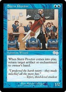 Stern Proctor