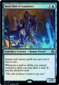 Baral, Chief of Compliance *Foil*