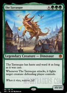 The_Tarrasque