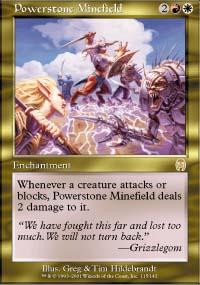 Powerstone Minefield