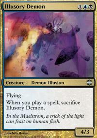 Illusory Demon