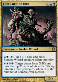 Lich Lord of Unx