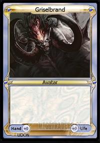 Avatar - Griselbrand