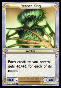 avatar reaper king