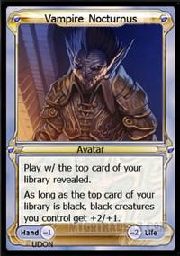 avatar vampire nocturnus