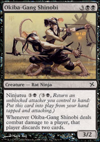 Okiba-Gang Shinobi