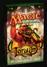 Magic MTG Lorwyn Tournament Pack
