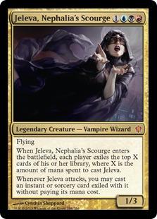 Jeleva, Nephalia's Scourge