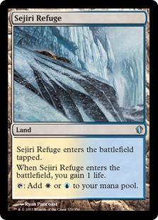 Sejiri Refuge