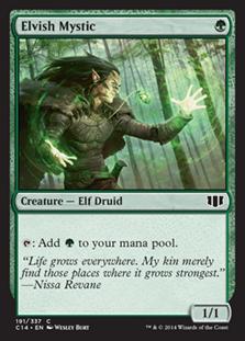 Elvish Mystic