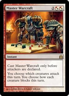 Master Warcraft