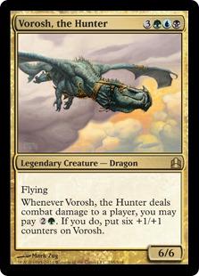 vorosh, the hunter