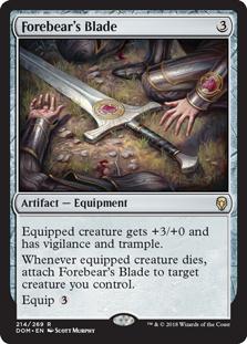 Forebears_Blade