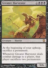 Greater Harvester