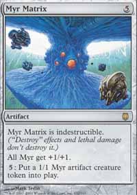 Myr Matrix