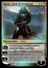 Sorin Lord Of Innistrad Foil