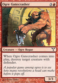 Ogre Gatecrasher