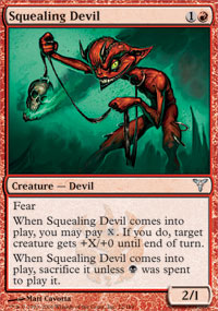 Squealing Devil