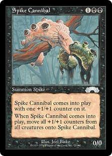 Spike Cannibal