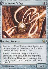Summoner's Egg