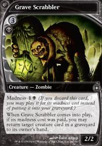 Grave Scrabbler