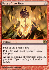Pact of the Titan