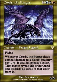 crosis, the purger