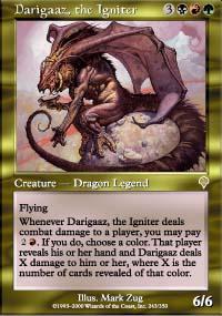 darigaaz, the igniter