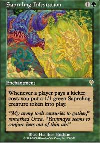 Saproling Burst
