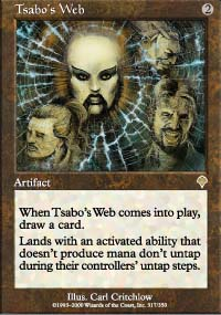 Tsabo's Web