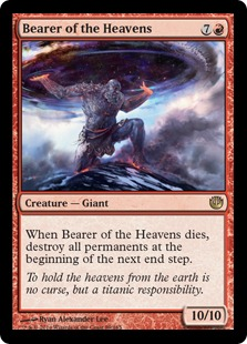 Bearer of the Heavens