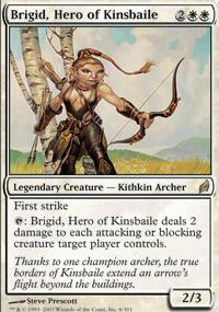 Brigid, Hero of Kinsbaile