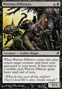 Warren Pilferers