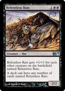 Relentless Rats