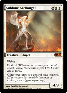 sublime archangel