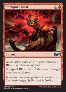 Shrapnel Blast