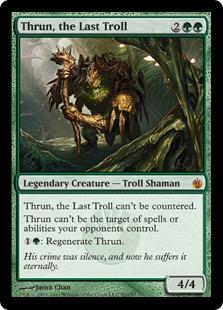 Thrun, the Last Troll