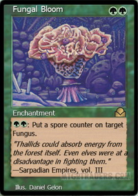 Fungal Bloom
