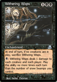 Withering Wisps