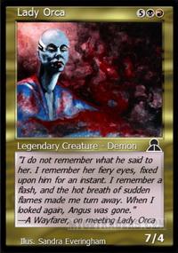 Lady Orca