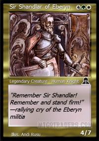 Sir Shandlar of Eberyn