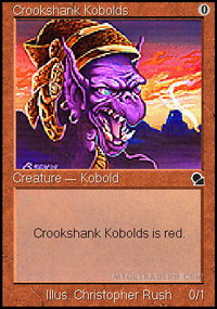 Crookshank Kobolds