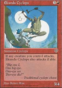 Ekundu Cyclops