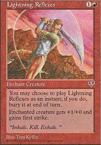 Lightning Reflexes