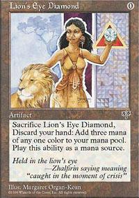 MTG Dredge Legacy [Análisis] Lions_Eye_Diamond