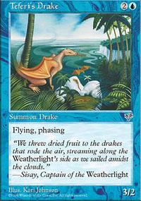 Teferi's Drake