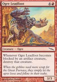 Ogre Leadfoot