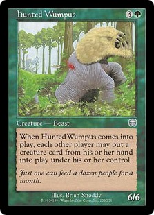 Hunted Wumpus