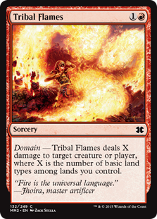 Tribal Flames